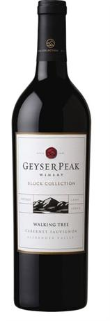 Geyser Peak Cabernet Sauvignon Block Collection Walking Tree Vineyard